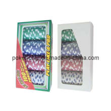 100PCS Poker Chip Set in Gift Box (SY-S04)